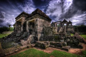 hdr - ratu boko 02 by mayonzz