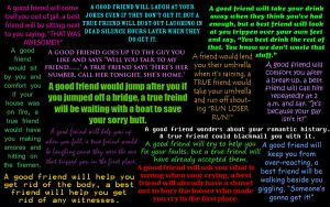 Friendship Quotes by Nicky-loves-you