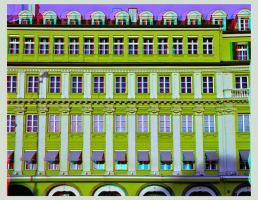 The Dallmayr building ::: HDR Anaglyph 3D by zour