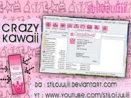 CrazyKawaii By StiloJulii by StiloJuliii