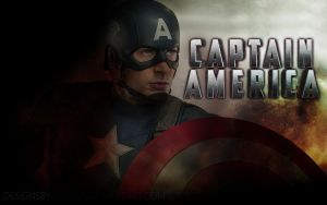 Captain America 03 by DesignsByTopher