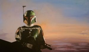 Boba Fett by Muro91