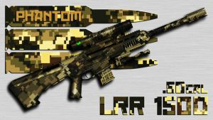 .50 cal LRR 1500 Phantom by atomictrip
