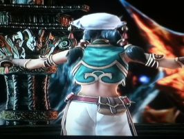 Talim - Soul Calibur IV by LightTheDragon19