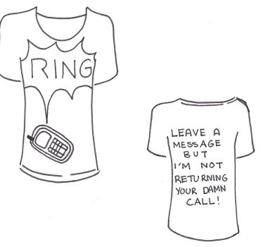 Ring Tee by LonelyChild-SC