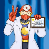 Metalman is now a dentist by Digital-Banshee