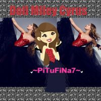 Doll Miley Cyrus by PiTuFiNa7
