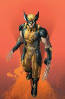 Deviation 13-wolverine orange by FrankDa