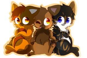 .::Commission 3 for Rainonbumble::. by CankeShy