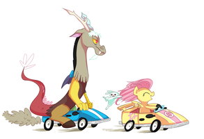 Discokarts of chaos by pepooni