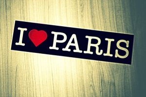 Don't We All Heart Paris by Noora7at