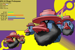 Chushin Pokedex - M 16 - Mega Probopass by Inika-Hero