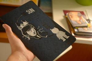 new moleskine by minnamr