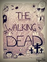 The walking dead by PoffinLetus