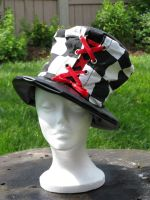 MADD HATTER HAT: FRONT by TheOther-Half