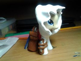 Custom Connor My Little Pony by hitmusicwithtandc