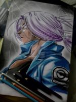 Trunks / DBZ by Robert-Sennin
