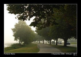 Back Cove Greenway by PhotographyByIsh