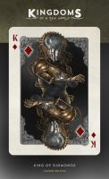 King of Diamonds by gerezon
