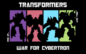 Transformers Wallpaper by TheManyVoices