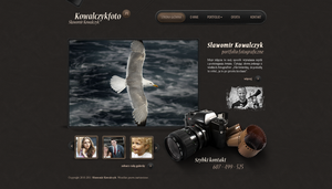 Simply Photographer potrtfolio by lukearoo