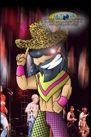 WWE - Oh Yeah Macho Man by Matoonz