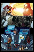 AVENGERS Pag 3 by DAVID-OCAMPO