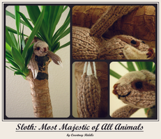 sloth - most majestic of all by GRAMMAR
