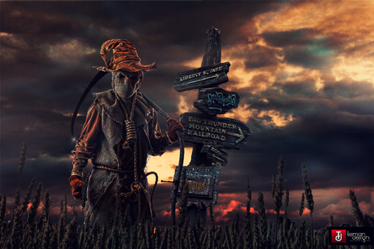 Night of the Scarecrows by teMan