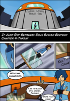 IJGS: Soul Silver Edition - Chapter 4 Page 1 by BlazeDGO