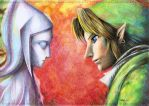 Legend of Zelda: Skyward Sword by EternaLegend