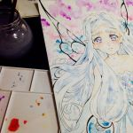 Instagram for traditional art by Joyfool