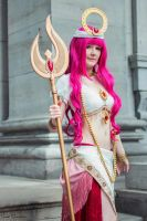 Queen Sheba I by EnchantedCupcake