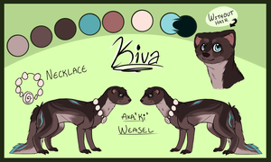 .:PC:. Kiva's ref by Down-to-2nd-reality