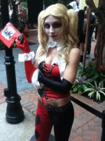 Harley Quinn 2 (Kastucon 13) by Lucy0566