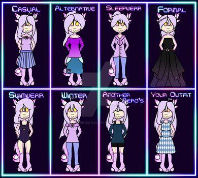 Annarias outfits -meme- by puddycat431