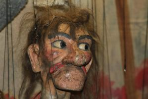 The evil Marionette by utico