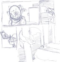 Comic Attempt by Sireez