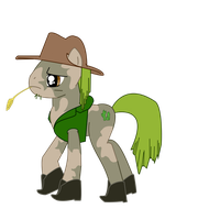 MLP OC -  Cactus Patch by MR-Brony