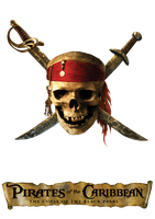 Pirates of the caribbean 1 skull by EDENTRON