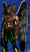 Hawkman - 2006 by Killerbee-Kreations