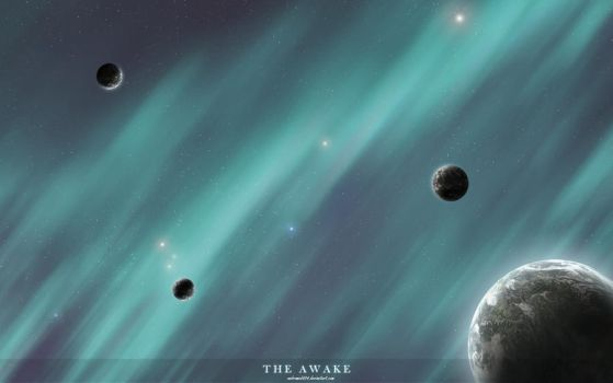 The Awake by Andromed404