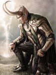 Loki - waiting for the storm by Robert-Shane