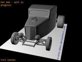 Hot Rod -Work.in.progress- by Kratos-YMVS