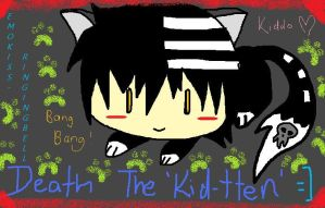death the kid-tten by emokiss-ringingbell