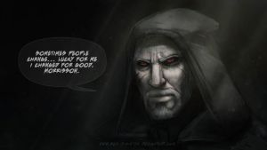 [OVERWATCH] - Reaper - People Change Morrison.... by Red-Sinistra