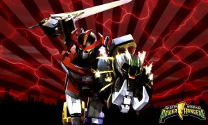 Mighty Megazord by scottasl