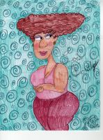 Lois Foutley by Toongrrl
