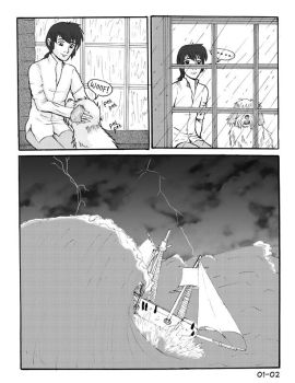 The Lighthouse pg 2 by swizzle-stix