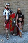 Rome v Sparta by Leadmill